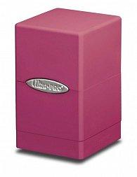 UltraPRO: Satin Tower Deck Box - Růžová