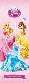 Kalendář 2015 - Disney Princezny/Disney princesses (149420 )