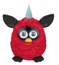 Furby - červená barva