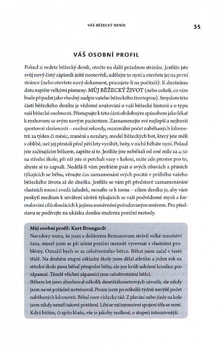 Náhled Běžecká revoluce - Tajemství úspěchu rychlého běhu zní: technika, technika, technika!