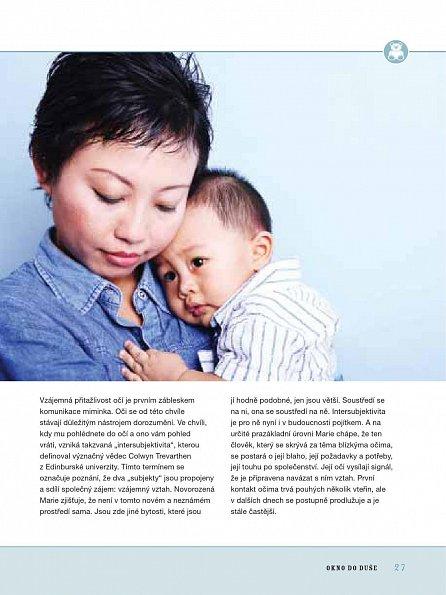 Náhled Kdopak to mluví - Tajemství řeči kojence