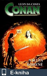 Conan a slepá bohyně (E-KNIHA)