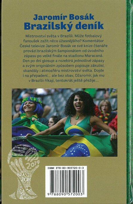 Náhled Brazilský deník - Mistrovství světa den po dni