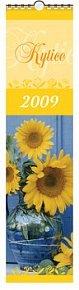 Květiny 2009 - nástěnný kalendář