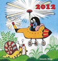 Kalendář nástěnný 2012 - Krteček, 44 x 46 cm