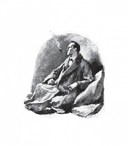 Náhled Velký Sherlock Holmes: Sbírka hádanek inspirovaná největším detektivem všech dob