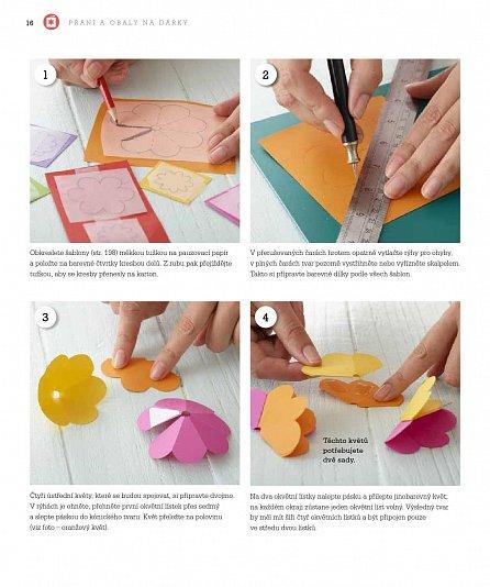 Náhled Tvoříme z papíru - 50 nádherných projektů z papíru