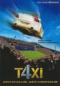 TAXI 4 DVD