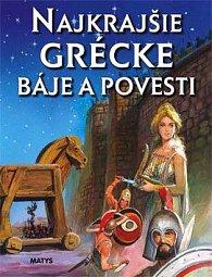Najkrajšie grécke báje a povesti