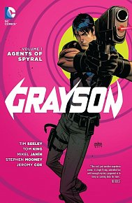 Grayson (2014-) Vol. 1: Agents of Spyral