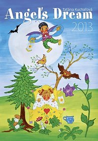 Kalendář nástěnný 2013 - Angeľs Dream