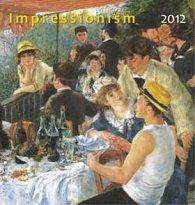 Kalendář nástěnný 2012 - Impresionismus 44 x 64 cm