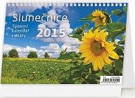 Kalendář stolní 2015 - Slunečnice