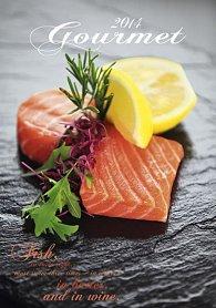 Kalendář 2014 - Gourmet - nástěnný