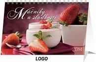 Múčníky a sladkosti - stolní kalendář 2014