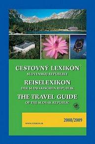 Cestovný lexikón Slovenskej republiky 2008/2009