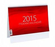 Týdenní kalendář - SM - stolní kalendář 2015