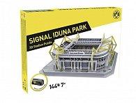 3D Puzzle Nanostad Germany - Signal Iduna Park fotbalový stadion Dortmund