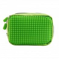 Pixelová Příruční Taška Zelená/Zelená