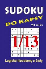 Sudoku do kapsy 1/2013 (modrá)