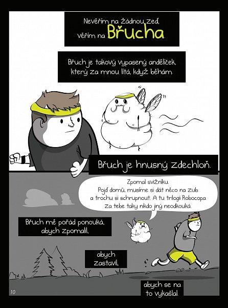 Náhled Všechny důvody světa, proč běhám