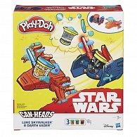 Play-Doh Star Wars vozidla dvojbalení