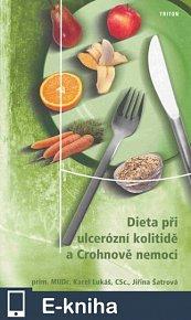 Dieta při ulcerózní kolitidě a Crohnově nemoci (E-KNIHA)