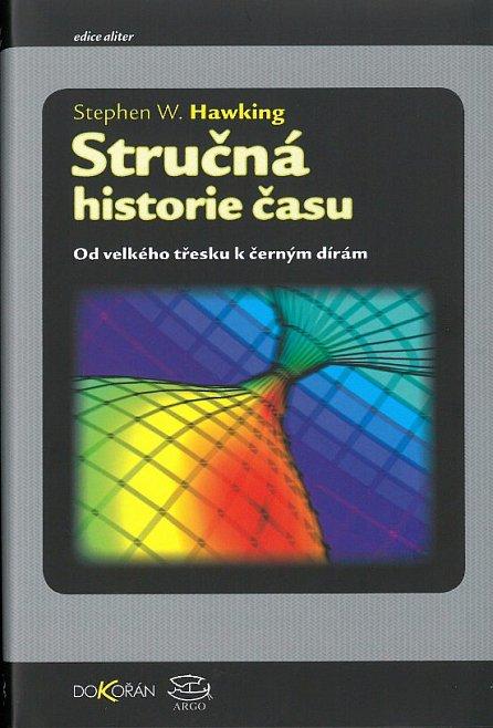 Náhled Stručná historie času - Od velkého třesku k černým dírám