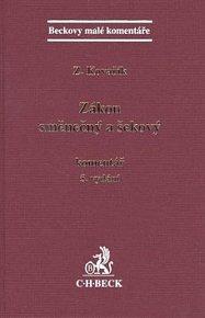 Zákon směnečný a šekový komentář 5. vydání