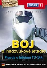 Boj o nadzvukové letadlo: TU 144 - DVD digipack