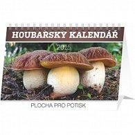Kalendář 2015 - Houbařský - stolní