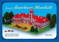 Zámek Mnichovo Hradiště - Stavebnice papírového modelu