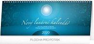 Kalendář stolní 2020 - Nový lunární kalendář, 33 × 12,5 cm