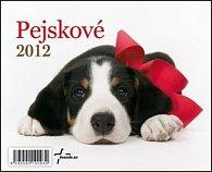 Pejskové 2012 - stolní kalendář