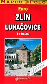 Zlín, Luhačovice 1:10 000
