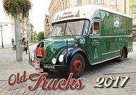 Kalendář nástěnný 2017 - Old Trucks