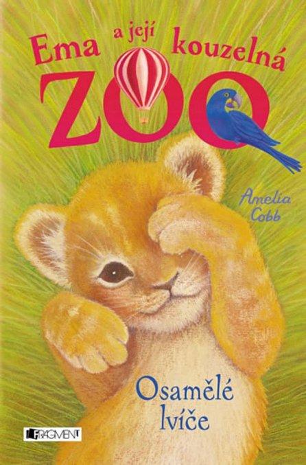 Náhled Ema a její kouzelná zoo - Osamělé lvíče