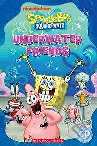 Spongebob Underwater Friends