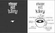 """Hrnek """"Výhody pití kávy"""""""