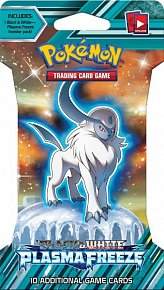 Pokémon: BW9 Plasma Freeze - 1 Blister Boo (24)