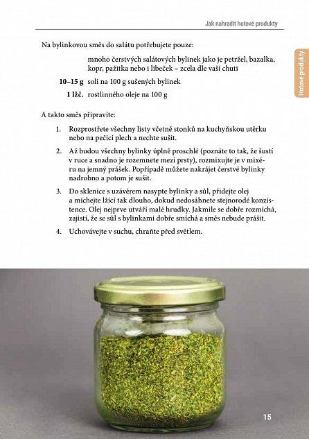 Náhled Zkuste to doma sami – kuchyně. 137 zdravějších alternativ ke kupovaným výrobkům, s nimiž ušetříte peníze i životní prostředí