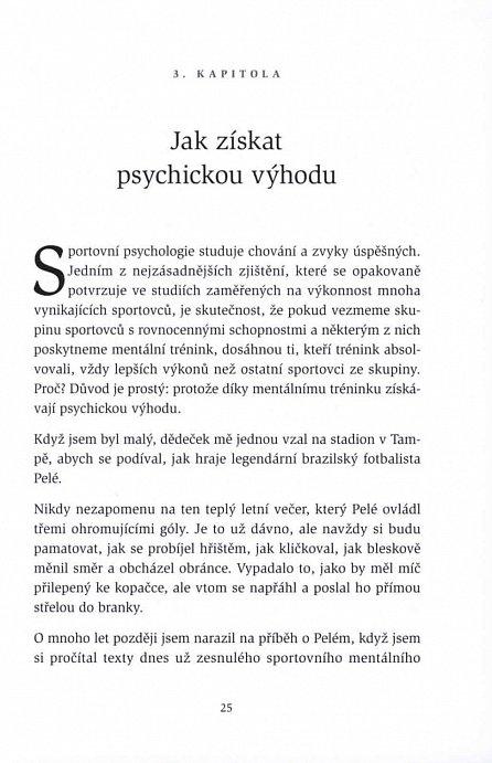 Náhled Tajemství mentálního tréninku - Jak zvládnout strach, otočit prohraný zápas a proměnit slabiny v přednosti