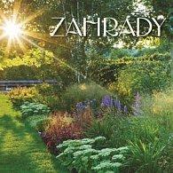 Zahrady - nástěnný kalendář 2014