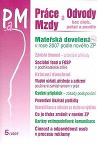 Práce a mzdy Odvody bez chyb, pokut a penále 5/2007