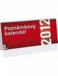 Poznámkový kalendář 2012 - stolní mini