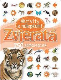 Zvieratá Aktivity s nálepkami