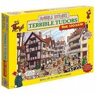 Puzzle příšerní Tudorovci