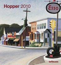 Edward Hopper 2010 - nástěnný kalendář