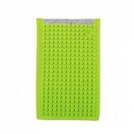 Pixel Obal na telefon Malý Šedá/Jablečná zelená