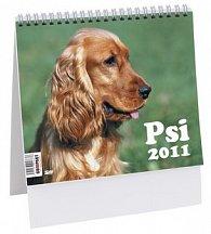 Psi 2011 - stolní kalendář